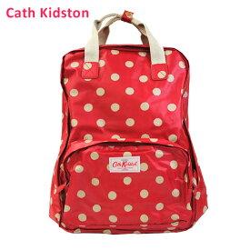 Cath Kidston(キャスキッドソン) リュック バックパック BackPack トラベルバッグ パソコン収納 417112 ドット マット加工 レディース【送料無料(※北海道・沖縄は1,000円)】