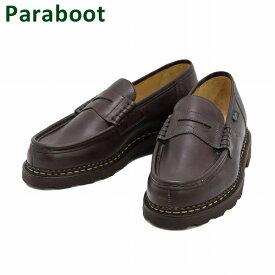 パラブーツ ローファー カフェ 099413 Paraboot REIMS CAFE メンズ レザー シューズ 靴 【送料無料(※北海道・沖縄は1,000円)】