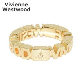ヴィヴィアンウエストウッド 指輪 SR625968/2 ゴールド NOTTINGHAM RING アクセサリー リング レディース Vivienne Westwood 【送料無料(※北海道・沖縄は1,000円)】