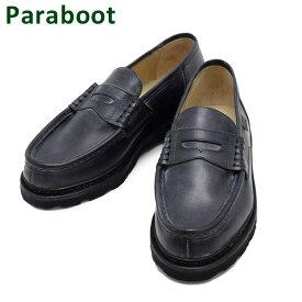 パラブーツ ローファー ダークネイビー 099411 Paraboot REIMS NOIRE-LIS NUIT メンズ レザー シューズ 靴 0994-11 【送料無料(※北海道・沖縄は1,000円)】