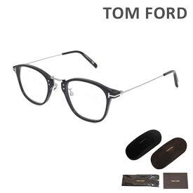トムフォード メガネ 伊達眼鏡 フレーム FT5649-D-B/V 001 47 TOM FORD メンズ レディース 正規品 TF5649-D-B 001 【送料無料(※北海道・沖縄は1,000円)】