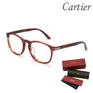 Cartier カルティエ メガネ 眼鏡 フレーム のみ CT0017OA-003 メンズ レディース ユニセックス アジアンフィット 【送料無料(※北海道・沖縄は1,000円)】