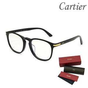 Cartier カルティエ メガネ 眼鏡 フレーム のみ CT0017OA-004 メンズ レディース ユニセックス アジアンフィット 【送料無料(※北海道・沖縄は1,000円)】