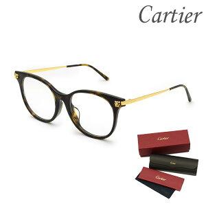 Cartier カルティエ メガネ 眼鏡 フレーム のみ CT0031OA-002 レディース アジアンフィット 【送料無料(※北海道・沖縄は1,000円)】