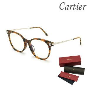 Cartier カルティエ メガネ 眼鏡 フレーム のみ CT0031OA-003 レディース アジアンフィット 【送料無料(※北海道・沖縄は1,000円)】