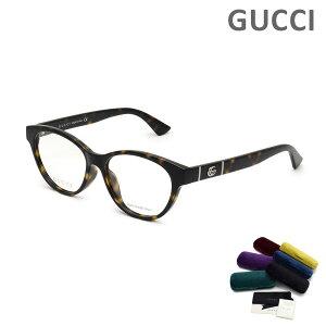 グッチ メガネ 眼鏡 フレーム のみ GG0766OA-002 ハバナ アジアンフィット メンズ レディース GUCCI 【送料無料(※北海道・沖縄は1,000円)】