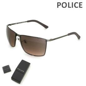 【国内正規品】POLICE (ポリス) サングラス SPL639G-627R メンズ UVカット 【送料無料(※北海道・沖縄は1,000円)】