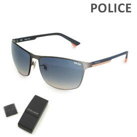 【国内正規品】POLICE (ポリス) サングラス SPL640K-0627 メンズ UVカット 【送料無料(※北海道・沖縄は1,000円)】
