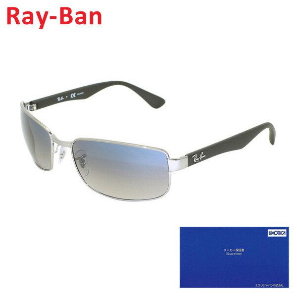 【国内正規品】 RayBan Ray-Ban (レイバン) サングラス RB3478-004/78 60サイズ メンズ 偏光レンズ UVカット 【送料無料(※北海道・沖縄は1,000円)】