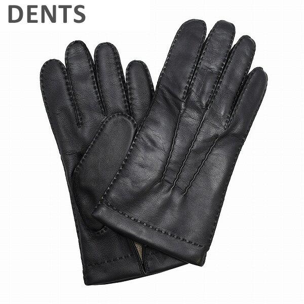 デンツ 手袋 メンズ SHAFTESBURY 5-9201 BLACK ブラック DENTS 防寒 海外正規品 【送料無料(※北海道・沖縄は1,000円)】