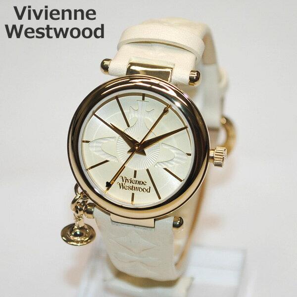 Vivienne Westwood (ヴィヴィアンウエストウッド) 腕時計 VV006WHWH ORB 時計 レディース ヴィヴィアン タイムマシン 【送料無料(※北海道・沖縄は1,000円)】【楽ギフ_包装選択】