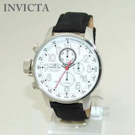 インビクタ 腕時計 INVICTA 時計 1514 Force Collection ブラック/シルバー/ホワイト メンズ キャンバス インヴィクタ 【送料無料(※北海道・沖縄は1,000円)】
