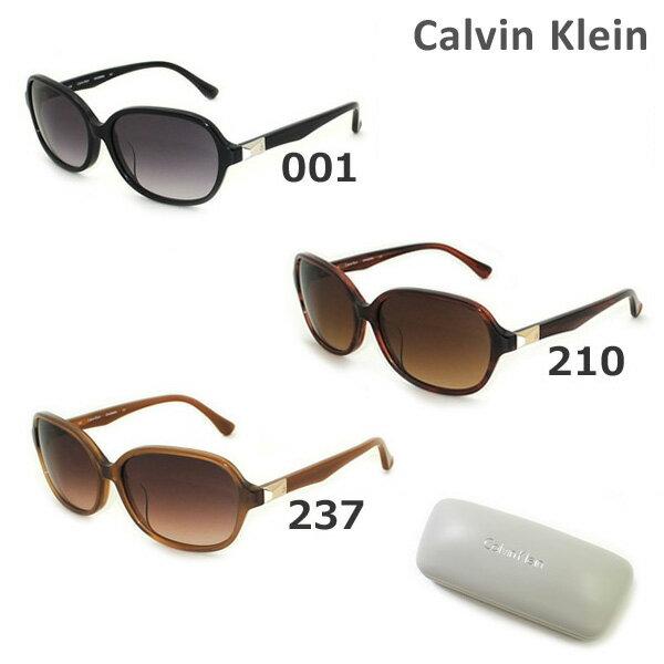【国内正規品】 Calvin Klein(カルバンクライン) サングラス cK4280SA 001 210 237 アジアンフィット メンズ レディース UVカット