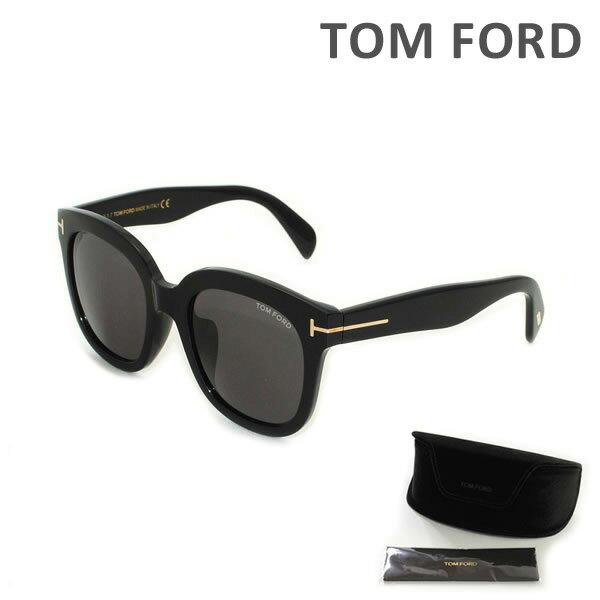 トムフォード サングラス FT0406-D 01A TOM FORD メンズ アジアンフィット 正規品 TF406-D 【送料無料(※北海道・沖縄は1,000円)】
