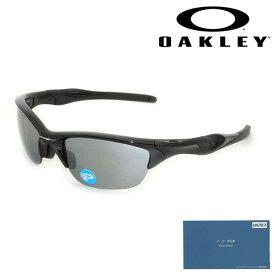18e0859a1a5 オークリー サングラス OO9153-04 OAKLEY HALF JACKET 2.0 UVカット アジアンフィット 正規品 偏光