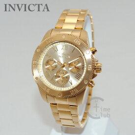 インビクタ 腕時計 INVICTA 時計 21731 Wildflower ゴールド ブレス レディース インヴィクタ 【送料無料(※北海道・沖縄は1,000円)】