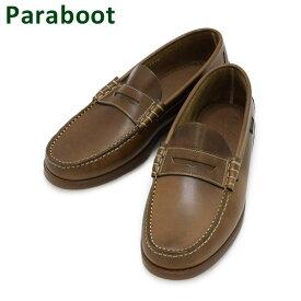 パラブーツ ローファー ブラウン 093604 Paraboot CORAUX/MARINE Miel-Lis Naturel メンズ シューズ 靴 0936-04 【送料無料(※北海道・沖縄は1,000円)】