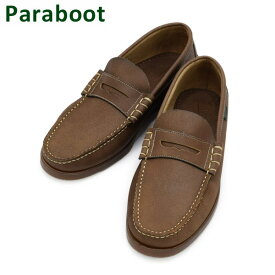 パラブーツ ローファー ブラウン 093653 Paraboot CORAUX/MARINE Miel-Vieilli Congnac メンズ シューズ 靴 0936-53 【送料無料(※北海道・沖縄は1,000円)】