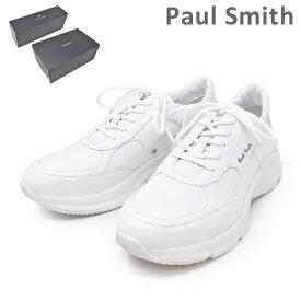 ポールスミス 靴 M1S EXP02 ACLF EXPLORER WHITE メンズ ダッドシューズ スニーカー PAUL SMITH SHOE 【送料無料(※北海道・沖縄は1,000円)】