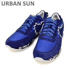 アーバンサン スニーカー ANDRE 58 ブルー/カモ URBAN SUN メンズ シューズ 靴 【送料無料(※北海道・沖縄は1,000円)】