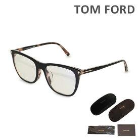 トムフォード メガネ 伊達眼鏡 フレーム FT5672-F-B/V 005 54 TOM FORD メンズ レディース 正規品 アジアンフィット TF5672-F-B 005 【送料無料(※北海道・沖縄は1,000円)】