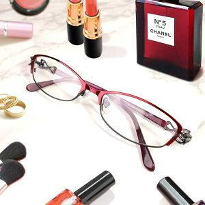 日本製 Nikon レンズ使用 アンティークデザイン(M7446) ニコン 遠近両用メガネ[全額返金保証]乱視 矯正 対応 乱視 遠近両用 メガネ 老眼鏡 おしゃれ 女性用 レディース 中近両用 眼鏡 シニア