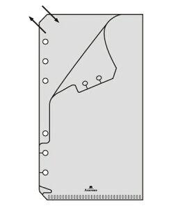 ASHFORD アシュフォード システム手帳リフィル バイブル(6穴) ファイルケース シールインデックス付 バイブル 6穴 M5 ポケット シーズンゲーム リング 本革 マークス a5 スケジュール帳 手帳のタ