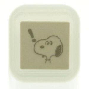 KODOMONOKAO こどものかお スタンプ ・ スヌーピーワンポイント A スヌーピー びっくり 驚き スタンプ台 インク かわいい キャラクター 手帳 イラスト 6mm 5個 3個 ごほうびスタンプ 事務 先生