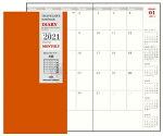 【予約★10月中旬発送予定】DESINPHIL・MIDORIデザインフィルミドリ2021年1月始まり手帳月間式(月間ブロック)A5トラベラーズリフィル2021月間大人かわいいおしゃれ可愛いキャラクター手帳カバースケジュール帳手帳のタイムキ