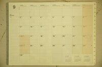 スケジュール帳限定オリジナルコラボLACONICラコニックA2020年1月始まり(2019年12月始まり)手帳週間セパレート式(ブロック)B6ジッパーファスナーキャラクター可愛いデルフォニックスアーティミス手帳のタイムキーパー