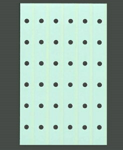 ASHFORD アシュフォード システム手帳リフィル ミニ6(6穴) アシスタントホール M6(ミニ6穴) 財布 システム手帳 リフィル 手帳カバー 革 デザイン文具 スケジュール帳 手帳のタイムキーパー