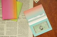 HIGHTIDEハイタイドバック・小物・GC031-MTダブルパスケース(トランジェンス)キャラクターディズニーかわいい二つ折りブランドグラデーションデザイン文具スケジュール帳手帳のタイムキーパー