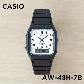 bb14871201 【並行輸入品】【10年保証】CASIO カシオ スタンダード AW-48H