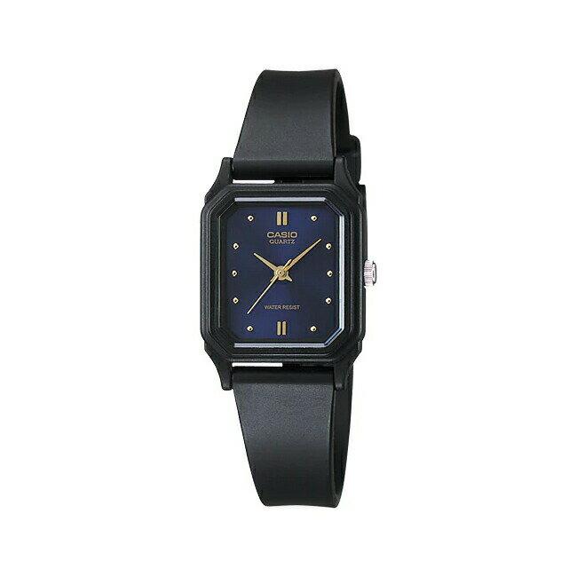 【並行輸入品】CASIO STANDARD ANALOGUE LADYS カシオ スタンダード アナログ レディース LQ-142E-2A 腕時計 チープカシオ チプカシ プチプラ ブラック 黒 ネイビー