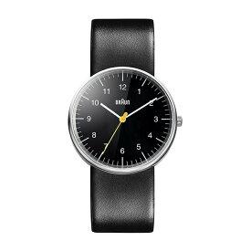 【並行輸入品】BRAUN ブラウン アナログ メンズ BN0021BKBKG 腕時計 レディース ブラック 黒 ホワイト 白 ブラウン 茶 レザー 革ベルト BNH0021 送料無料