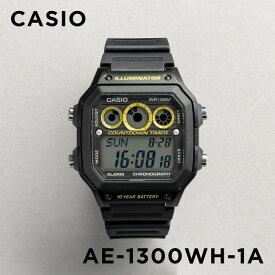 d91ee87659 【10年保証】CASIO カシオ スタンダード AE-1300WH-1A 腕時計 メンズ レディース