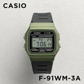 db1e4be9d0 【並行輸入品】【10年保証】CASIO カシオ スタンダード F-91WM