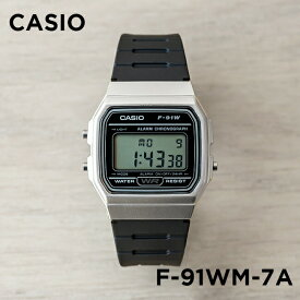 7e1ba775ad 【並行輸入品】【10年保証】CASIO カシオ スタンダード F-91WM