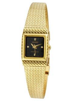 未发行的东方石英女士东方石英女式 FUBLL003B 手表手表黄金黄金黑日本