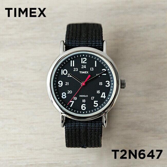 【並行輸入品】TIMEX WEEKENDER CENTRAL PARK FULL SIZE タイメックス ウィークエンダー セントラルパーク メンズ T2N647 腕時計 レディース アナログ シルバー ブラック 黒 ナイロンベルト