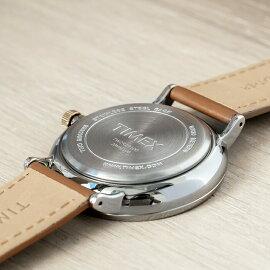 TIMEXSOUTHVIEWMULTI41mmタイメックスサウスビューマルチ41mmTW2R29100腕時計メンズレディースアナログネイビーブラウン茶レザー革ベルト