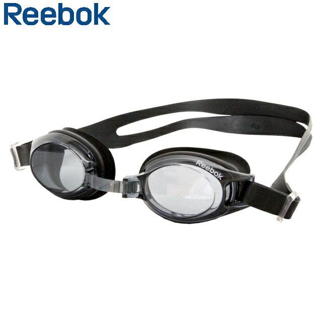 《ポイント10倍 期間限定》Reebok(リーボック) スイミングゴーグル キッズ ジュニア 男女兼用 UVカット くもり止め 水泳 ゴーグル 水中メガネ 全3色