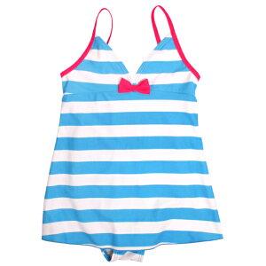 セール 水着 女の子 ワンピース キッズ 子供 スカート付き 体型カバー ワンピース水着 130cm