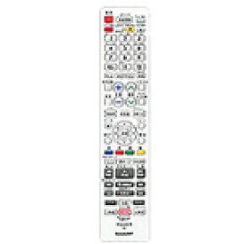 SHARP ブルーレイディスクレコーダー用 リモコン<ホワイト系>(BD-WW1000) 0046380274