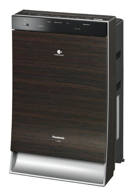 Panasonic 加湿空気清浄機 F-VXP90-TM [適用床面積]空気清浄:40畳