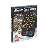 エレクトリック ダーツボード 内臓ゲーム18種類
