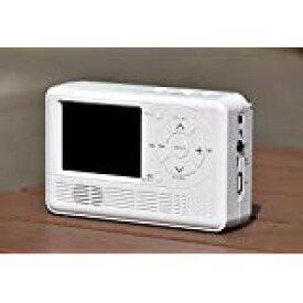 AID エコラジTV RAD-1SFAM ホワイト