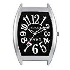 ディンクス 掛け時計 フランク三浦八号機 FM08K-B ハイパーブラック