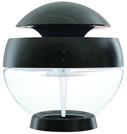 セラヴィ アロボ 空間清浄器「arobo」 Lサイズ CL CLV-1010-L-BR ブラウン 空気清浄機 水のチカラで空気を洗う 除菌 抗菌 粉塵除去 ノンフィルター LEDライト