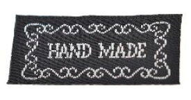 新品 HAND MADE(ハンドメイド) 縫い付けタグ ラベル